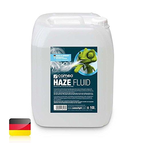 Cameo Light CLFHAZE10L HAZE Nebelfluid, 10L
