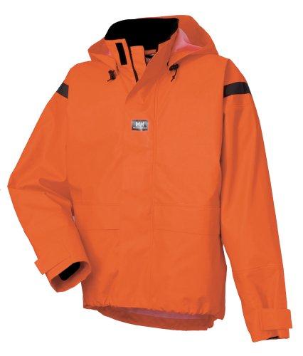 Helly Hansen regenjas Vik Jacket 70110 werkjas S oranje