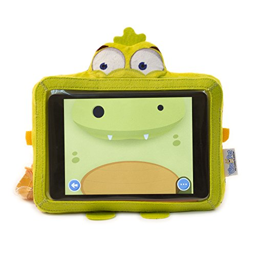 Wise Pet WPROCKY - Funda para tablets de 7' a 8', diseño dinosaurio
