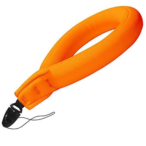 Waterproof Camera Float for Diving, Universal Floating Strap for Underwater Camera,Waterproof Pouch...