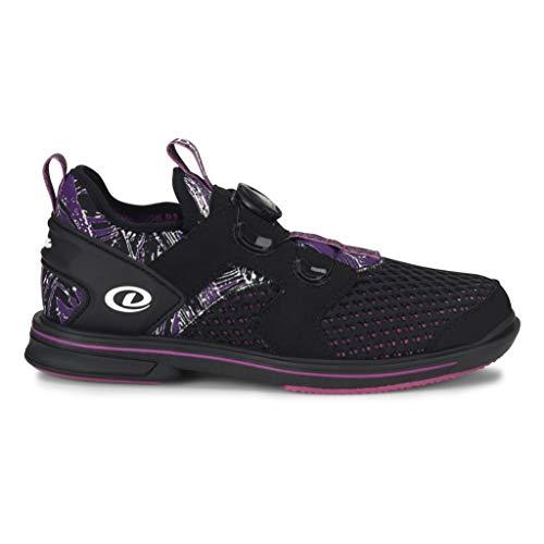 Dexter Lite Pro BOA Ladies Size 8, Black/Purple