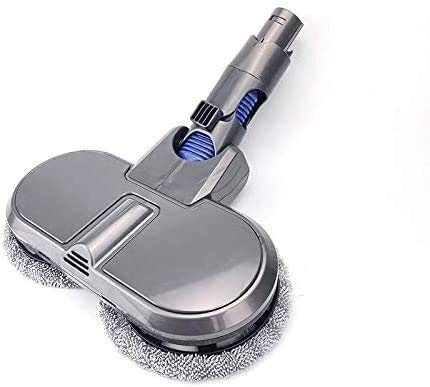 KTZAJO Compatible con Dyson V7 V8 V10 Aspiradora Accesorios Piezas Cepillo de Piso con Adaptador de Repuesto para Aspiradora Partes de Aspiradora (Color: Multi) (Color: Púrpura)