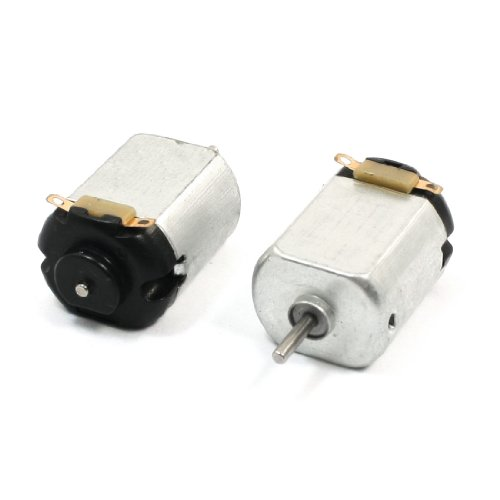 Amazon.de - 2pcs 130 Small DC Motor 3-5V