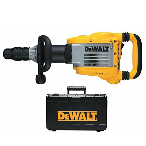 DEWALT Demolition Hammer, SDS MAX with Shocks, 23.4-lbs (D25901K)