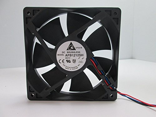 DC Fans 120x120x25.4mm 12V DC Fan