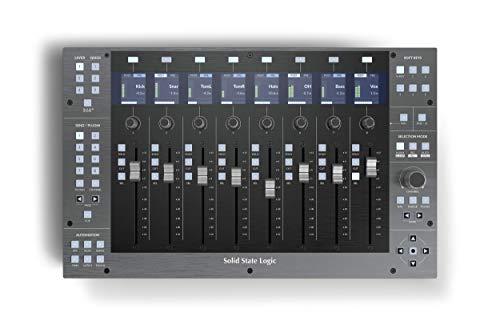 SSL UF8 Controller