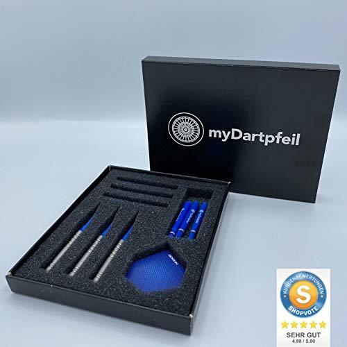 "Profi Soft-Darts Set ""Blue Arrows"" von myDartpfeil - 2"