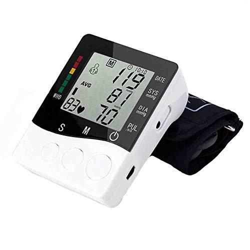 SXFYMWY Bovenarm Bloeddrukmeter Gezondheidszorg Draagbare Automatische Thuis Elektronische Digitale Sfygmomanometer