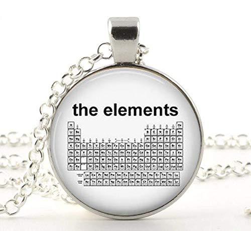 Periodensystem der Elemente, Wissenschaft Schmuck, Chemie, Elementar Tisch, Wissenschaft Lehrer, Chemikalien
