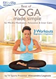 Best of Yoga Made Simple – for Mindful Meditation, Relaxation & Inner Calm