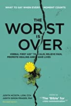 Best the worst is over book Reviews