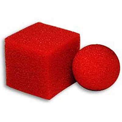 The Great Square Ball Mystery (Super Soft) by Goshman - Trick