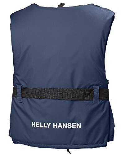 Helly Hansen Unisex Adult Sport II Sport II Life Jacket, Red/Ebony, 30-40