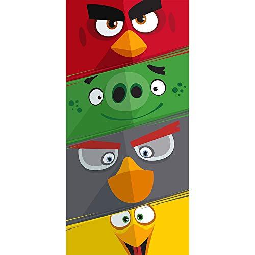 Edmun Toalla de Playa Angry Birds