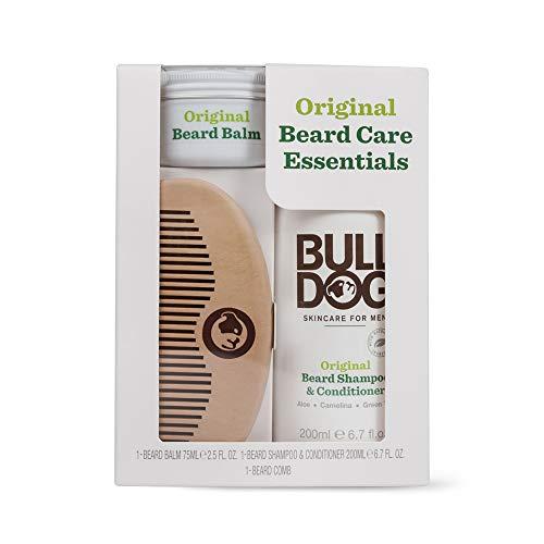 Bulldog Skincare & Grooming for Men Beard Care Essentials Kit