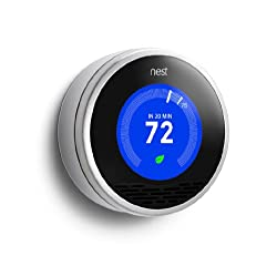 nest smart thermostat 1st generation T100577