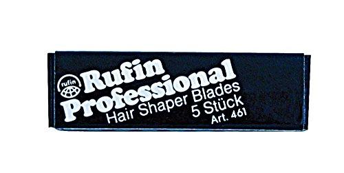 Ersatzklingen für Rufin Cosmetic Rasier-Messer 5 Stück