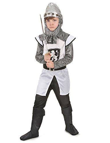 Déguisement chevalier médiéval croisé garcon 10 - 12 ans (L)