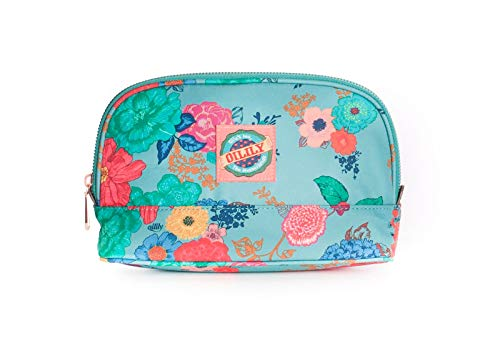 Oilily Colour Splash Cosmetic Bag S Sea Breeze