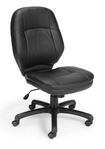 Stimulus Series Executive Mid-Back Armless Chair