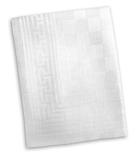 Schlitzer Leinen Geschirrtuch Karat - Gr. 50 x 75 cm, Fb. Weiß