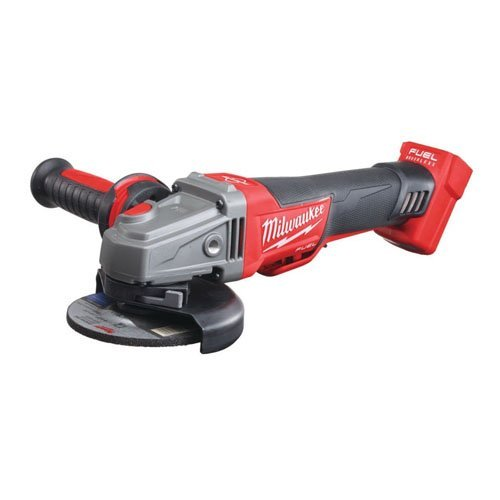 Milwaukee Fuel M18CAG115XPDB-0 Akku-Sicherheits-Winkelschleifer
