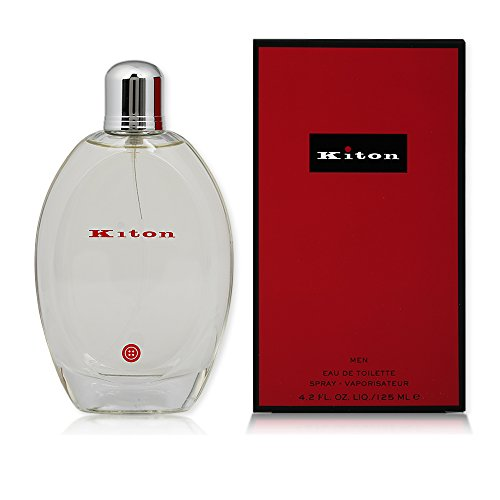 Kiton Eau De Toilette Spray - 125ml/4.2oz