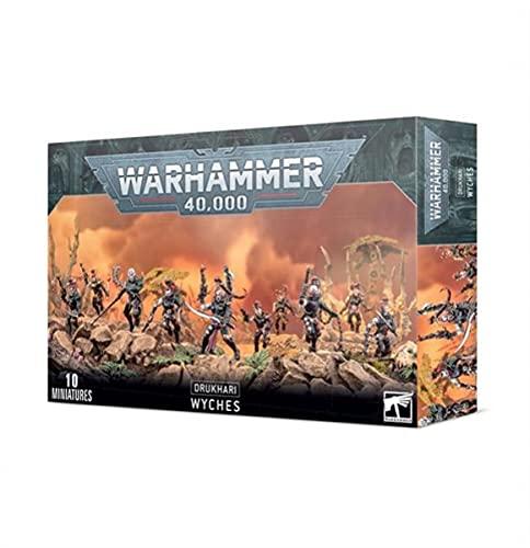 Games Workshop Warhammer 40,000 Drukhari Wyches 45-08 - Juego de mesa