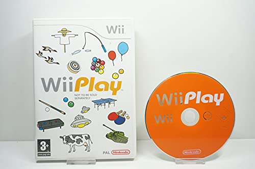 Wechselnde - Wii Play (no incluye mando)