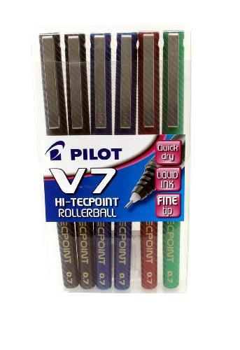 Pilot 717340 – Bolígrafo de tinta líquida, color azul