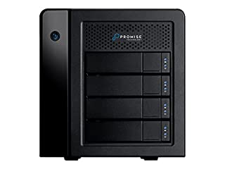 Promise RD P3R4HD16US Pegasus3 R4 4x4TB SATA RAID System with 1M Cable Retail (B071FJYJ35) | Amazon price tracker / tracking, Amazon price history charts, Amazon price watches, Amazon price drop alerts