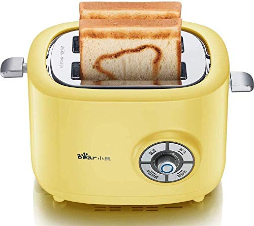 CattleBie Brotbackautomaten, Toaster automatischen Start Frühstück Artifact 2 Stück Toaster Treiber Toastbrot Toaster