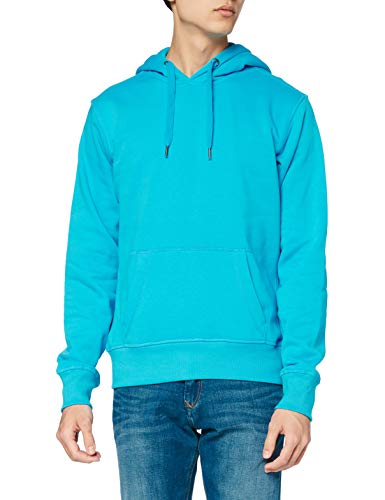 Stedman Apparel Active Sweat Hoody/ST5600 Shirt, Bleu hawaïen, XXL Homme