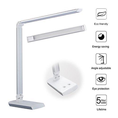 Liqoo® Regulable 10W lámpara lámpara de mesa lámpara de escritorio ...