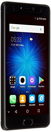 Leagoo T5-4G LTE Smartphone, 5,5 Zoll, 4GB RAM+64GB ROM, Octa Core Smartphone, Schwarz