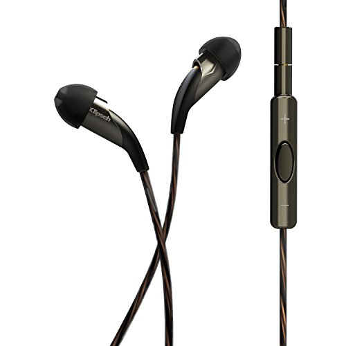 Klipsch 1062167 X20i In-Ear Kopfhörer edelstahl/schwarz