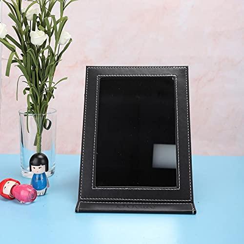 Espejo cosmético rectangular de alta definición para mujer para salón