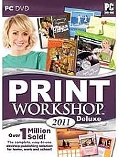 Print Workshop™ 2011 for Windows®