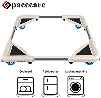 Spacecare Mobile Roller with 4 Locking Wheels