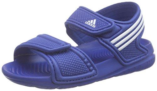 adidas Performance Unisex Baby Akwah 9 I Badeschuhe, Blau (EQT Blue S16/Ftwr White/EQT Blue S16), 20 EU
