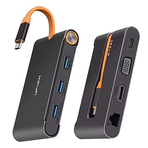 Cyanics, iStick multifunzione, organizzatore da scrivania, accessorio per ufficio, con 3porte USB, per riporre articoli di cancelleria
