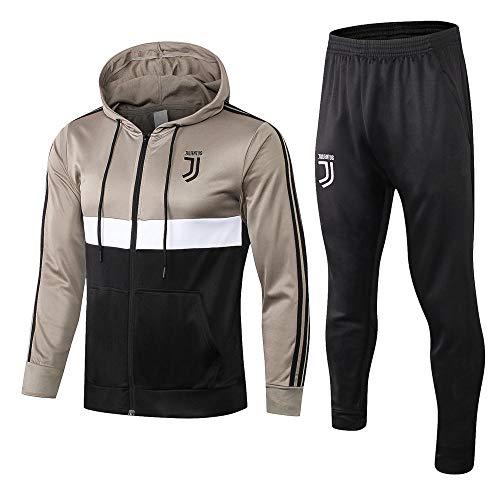 zhaojiexiaodian voetbal jas met lange mouwen en broek trui training pak Windbreaker Juventus uiterlijk