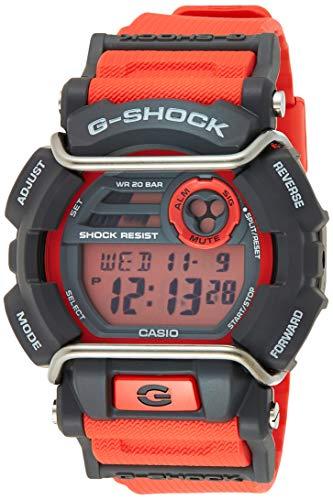 Casio Uomo G SHOCK Digitale Sport Di quarzo Reloj (Modelo de Asia) GD-400-4D