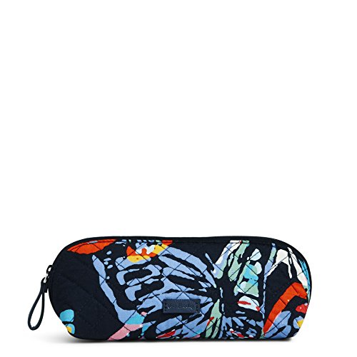 Vera Bradley Signature Cotton Brush & Pencil, Butterfly Flutter