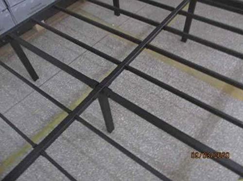 Ersatzteile Bettrahmen - Metall-Lattenrost 160 x 200