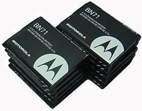 Motorola OEM Battery BN71 NEW Authentic Item SNN5836A Hint QA30 Karma QA1 Lot of 10