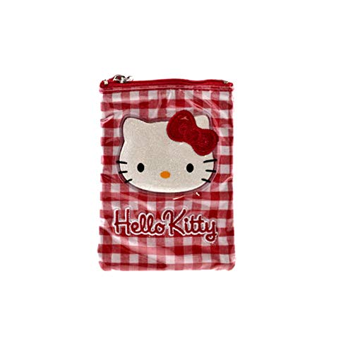 Hello kitty - Pochette Smartphone / MP3-13 x 10 cm - Collection Lolly Rouge