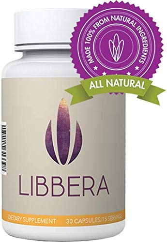 Libbera Diet Pills and Weight Loss Supplement - Clinically Proven All Natural Appetite Suppresant with Glucomannan