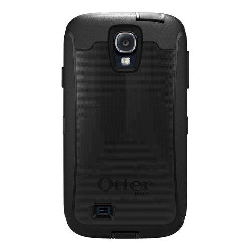 Samsung Galaxy S4 Case - OtterBox Defender Series - Black