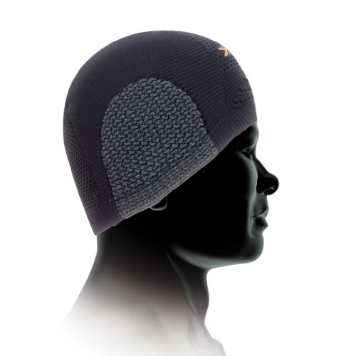 X Bionic Unisex Ow Soma Light Cappello, Unisex – Adulto, Nero/Antracite, 2